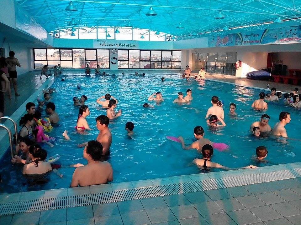 bể bơi 609 trương định