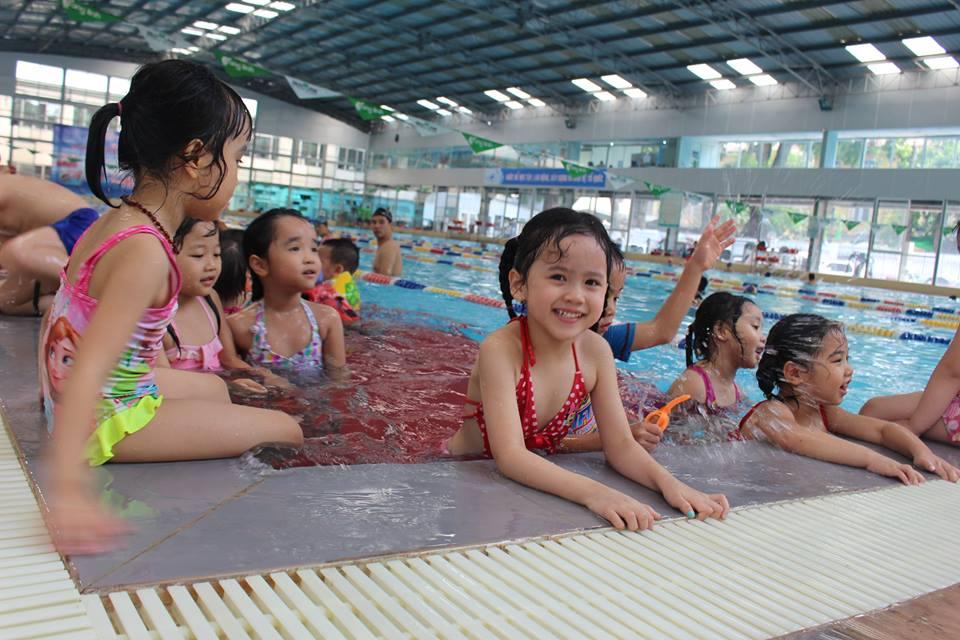 lợi ích cua bơi lội