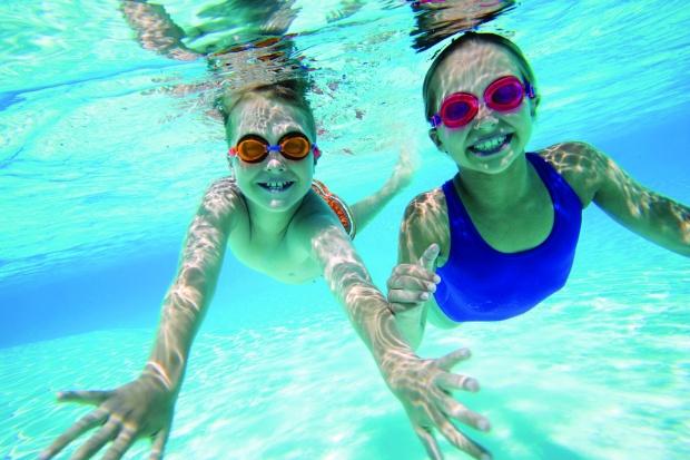 Kết quả hình ảnh cho 5 Lý do trẻ cần học bơi ngay lập tức