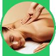 Massage sauna
